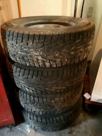 4 Avalancher Hercules Winter Tires Saint Marys, N4X