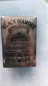 Waterproof Black Diamond Playing Card Deck Edmonton, T5H 0W2