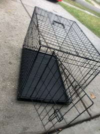 Folding Dog Cage Must Go Tampa, 33647