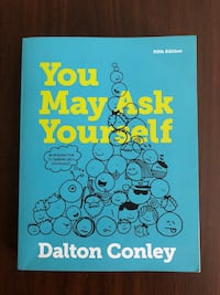 You May Ask Yourself by Dalton Conley Riverside, 92506