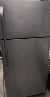 Frigidaire stainless steel top mount refrigerator