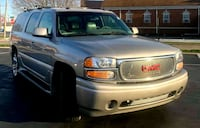 2005 GMC Yukon XL》3RD ROW》LEATHER》DVD》SUNROOF》 St. Clair Shores