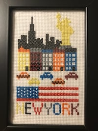 Embroidery Design of NYC Falls Church, 22042