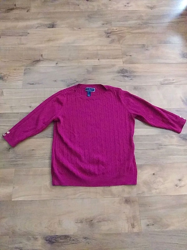 70b92136fa8881 Used Large pink sweater for sale in Modesto - letgo