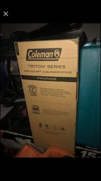 COLEMAN outdoor stove