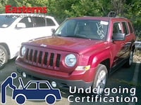 2016 Jeep Patriot Latitude Sterling, 20166