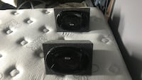 black Pioneer subwoofer with enclosure El Paso, 79903