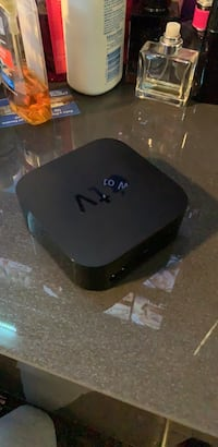 New Black Apple TV with HDMI & Charger O'Fallon, 63366