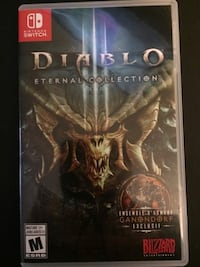 Diablo 3: Eternal Edition - Nintendo Switch(Open For Trade) New York, 10029