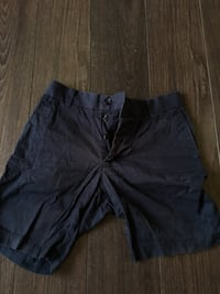 short bleu homme Paris, 75019