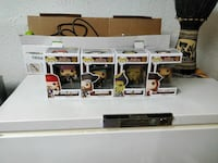 Pirates of Caribbean Funko Pops Toronto, M2N 6N3