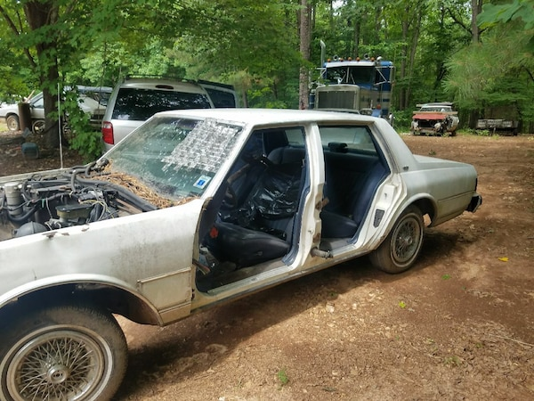 88 CAPRICE (BOX CHEVY)