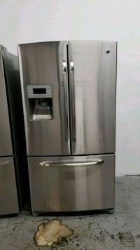 Refrigerator GE Stainless steel  Lawrenceville, 30046