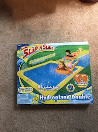 NEW Slip and slide w/ splash pool plus boogies Gwynn Oak, 21207