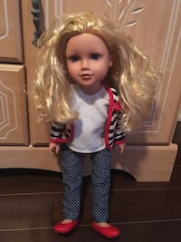 18 inches Journey Doll Meredith