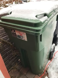 Trash waste recycle collection  Brossard, J4Y 2E6