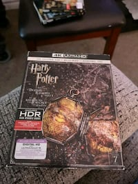 4K with Blu-ray Harry Potter and the Deathly Hallo Ottawa, K1K 4W3