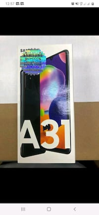 BRAND NEW SAMSUNG GALAXY A31 64GB UNLOCKED  Mississauga, L5V 2R8