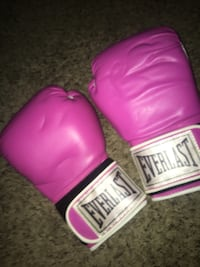 pair of pink Everlast boxing gloves Fayetteville, 28303