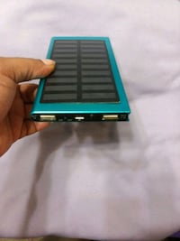 Solar powered portable charger and protection devi Laurel, 20724