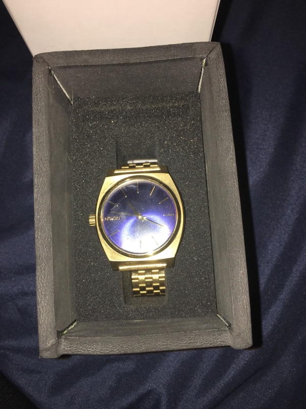 Nixon men's watch