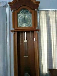 brown wood-frame grandfather clock Barstow, 92311