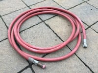 1/2 HIGH PRESSURE HOSE 250 PSI DIM 20 Ft Montréal, H9K 1S7