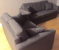 SOFA AND LOVESEAT MUST GO! $500 FOR BOTH PIECES! Mississauga, L5M 5E2