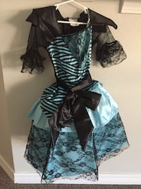 3T girl witch costume  Pace, 32571