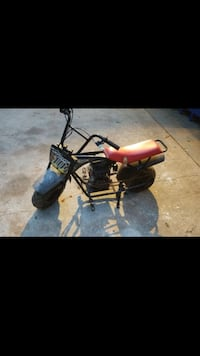 Mini bike nothing wrong with it  or trade for dirt bike or atv Snellville, 30078