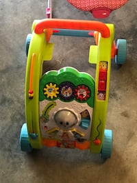 baby's multicolored musical walker St. Louis, 63111