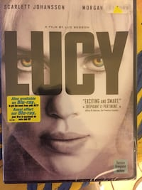 DVD Lucy