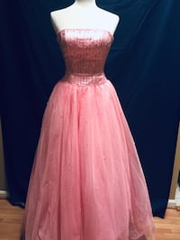 "Formal dress for ""sweet 16"" etc-size 4 Woodbridge, 22191"