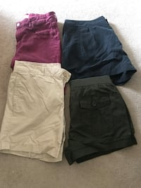 $8/ each,$20/4. Shorts- size 10/ M/L Burnaby, V5H 1Z9