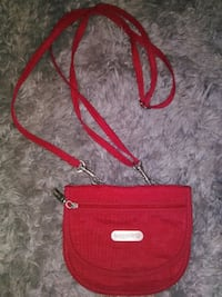 NWOT Baggallenia Small Fabric Crossbody Purse Vancouver