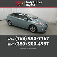 2015 Toyota Prius Two Golden Valley, 55426