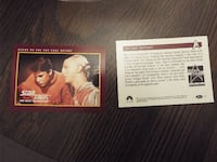 REDUCED! - Star Trek: The Next Generation collector cards - set of 150 Rockville