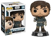 Pop! Captain Cassian Andor Victoria