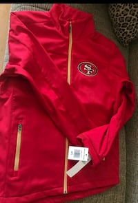 S F 49ers jacket, price is final Moorpark, 93021