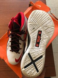 LEBRON X (GS) size 6Y still in good condition 100 hit me up  Fair Lawn, 07410