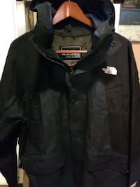 The North Face summit series winter jacket
