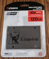 120gb Kingston SSD Richmond Hill