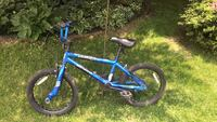 Blue and black bmx bike Catonsville, 21228