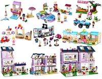LEGO Friends Setler