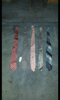 Brand new ties 5 for all Lakewood, 98499