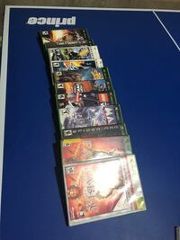 The first Xbox games $1 each Delphi, 46923