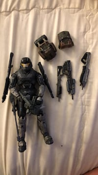halo spartan figure with extras Midvale, 84047