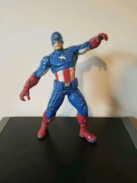 Marvel Captain America Action W Sounds /talking  Omaha, 68132