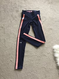 Under amour navy blue and pink legging Waterloo, N2J 3Z4