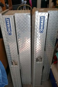 2 Kobalt side tool boxes Southport
